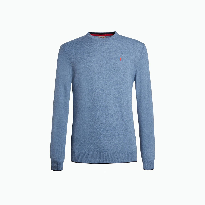 B132 sweater - Light Blue