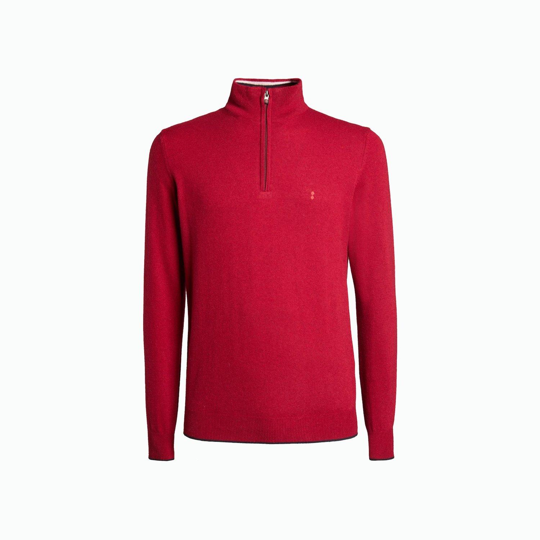 Suéter B133 - Rojo Chili