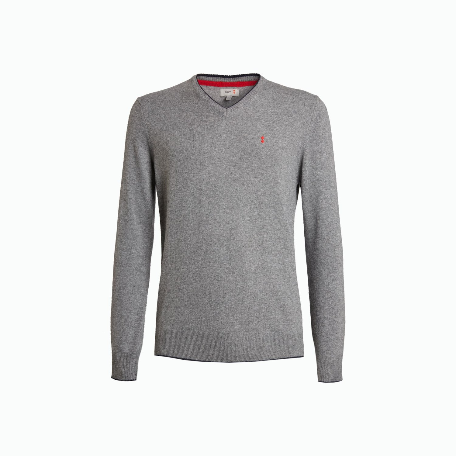 B134 sweater - Grey Melange