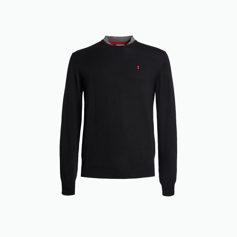 Suéter B138 - Negro