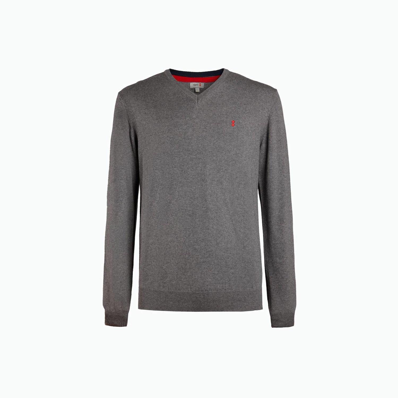 B139 sweater - Grey Melange