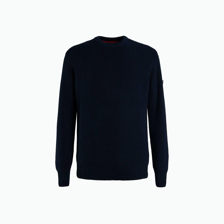 Pullover B140 - Marinenblau
