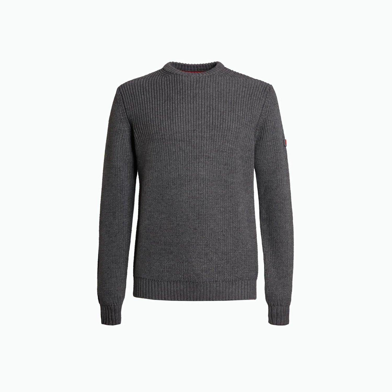 Suéter B140 - Gris Mezclado