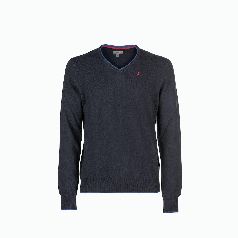 Pullover D59 - Graues Kohle
