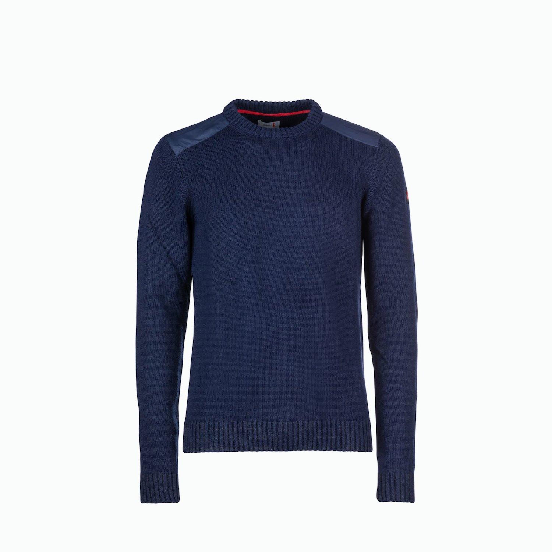 Suéter D65 - Azul Marino