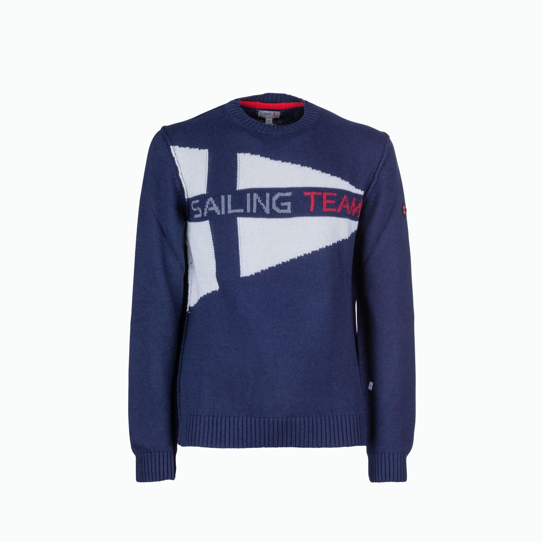 Suéter D66 - Azul Marino Claro