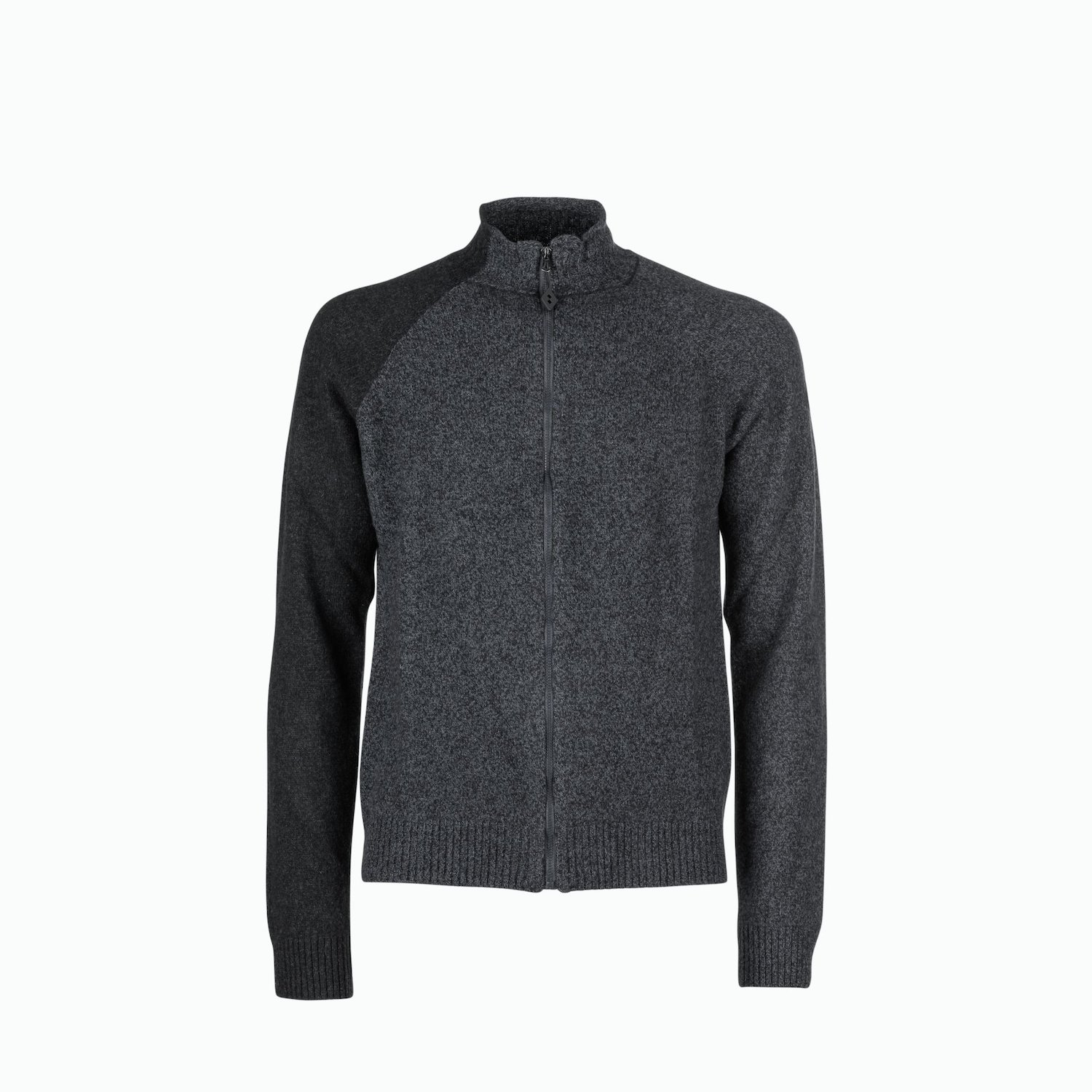 D53 Cardigan - Heather Charcoal
