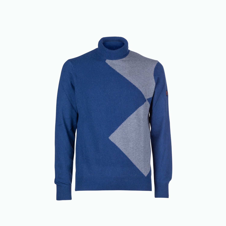Suéter D69 - Azul Marino Claro