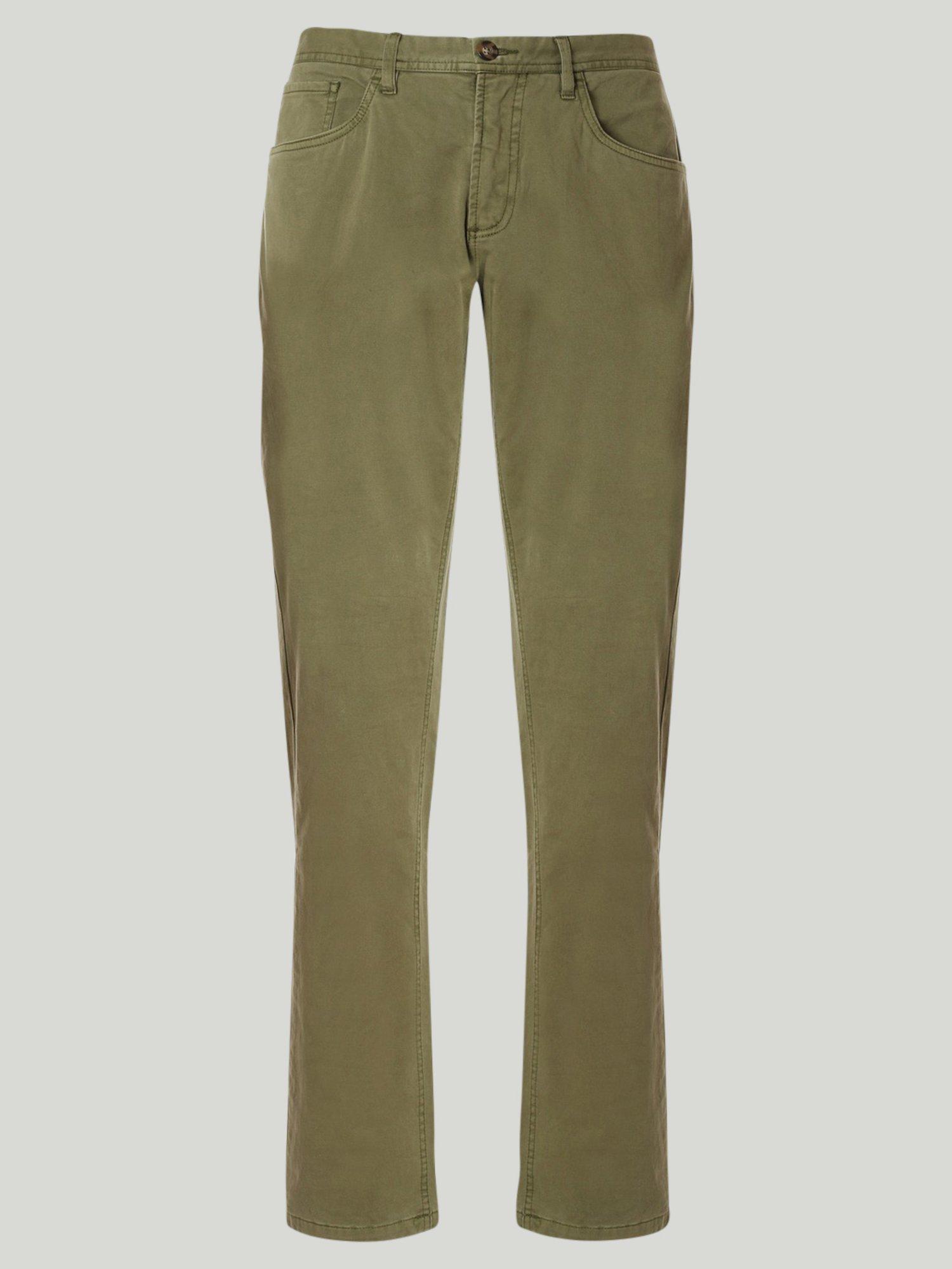 Trousers Elli - Army
