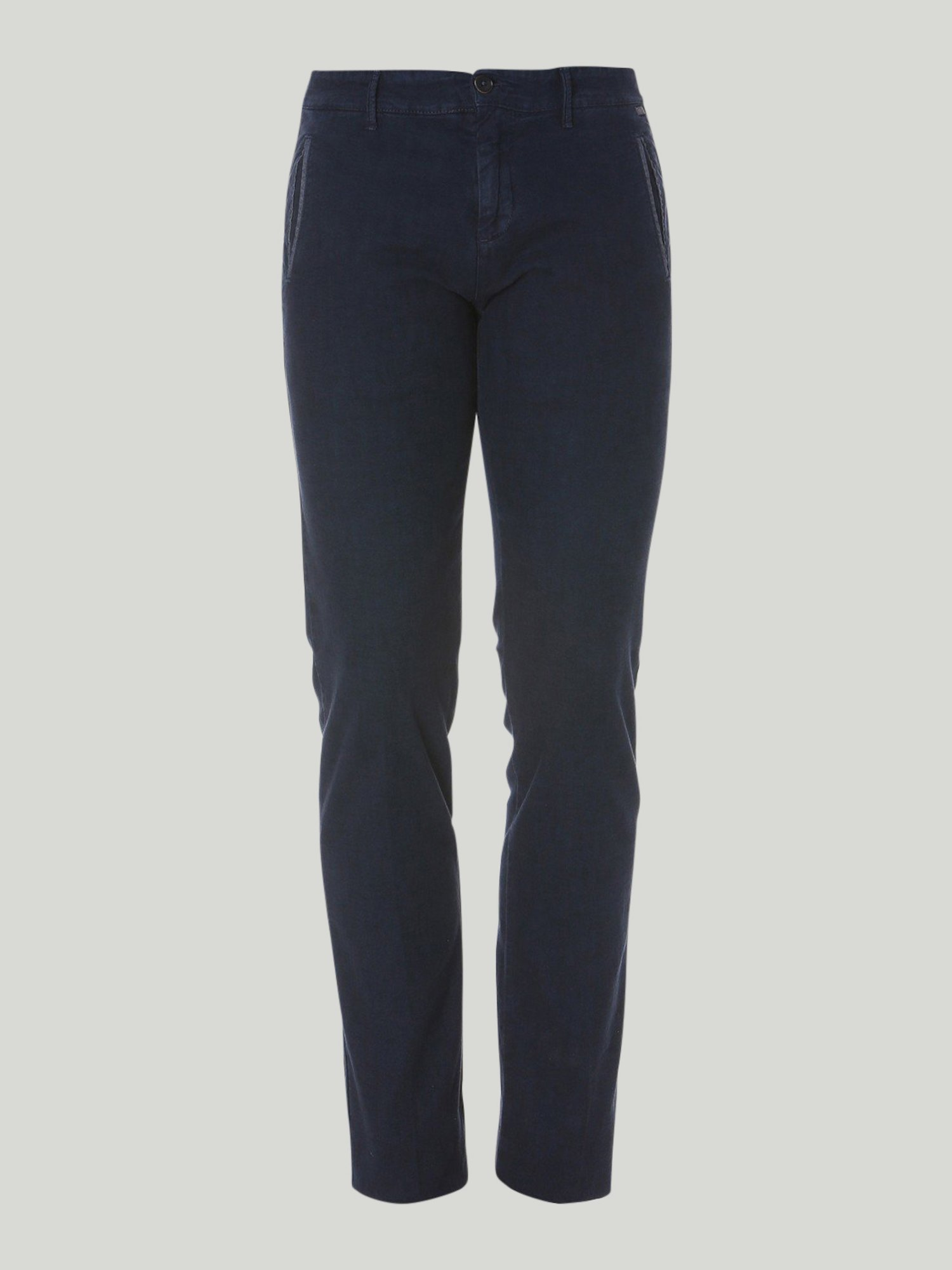 TROUSERS TED - Dark Indigo