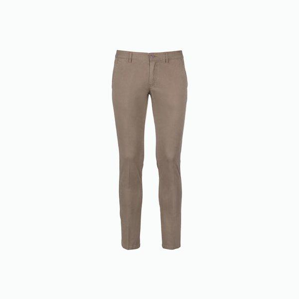 Herren Chino-Hose B3 aus elastischem Baumwoll-Twill-Stretch