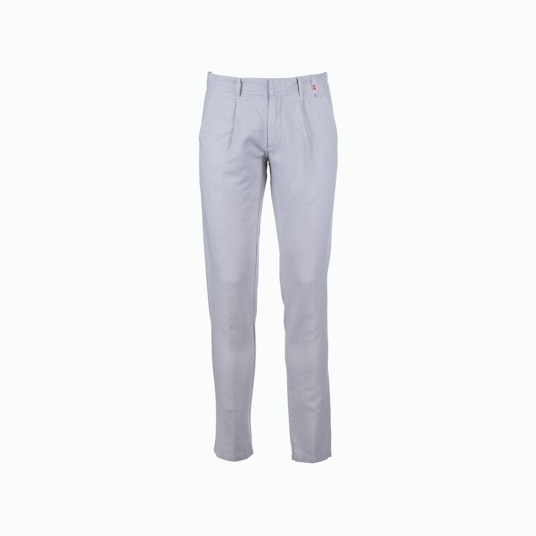 C57 Trousers - Gris Niebla