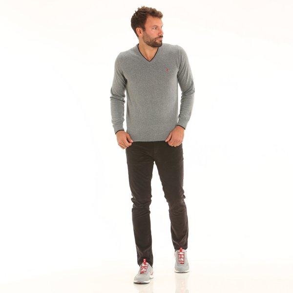 Pantalone uomo D354 cinque tasche con vestibilità slim