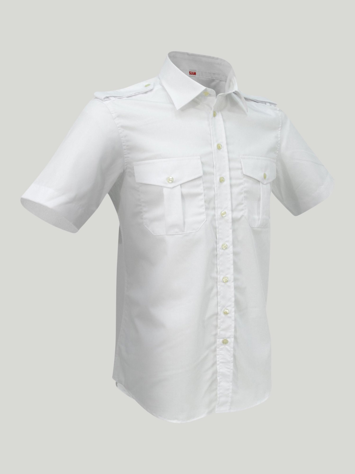 Laurel SS shirt - White