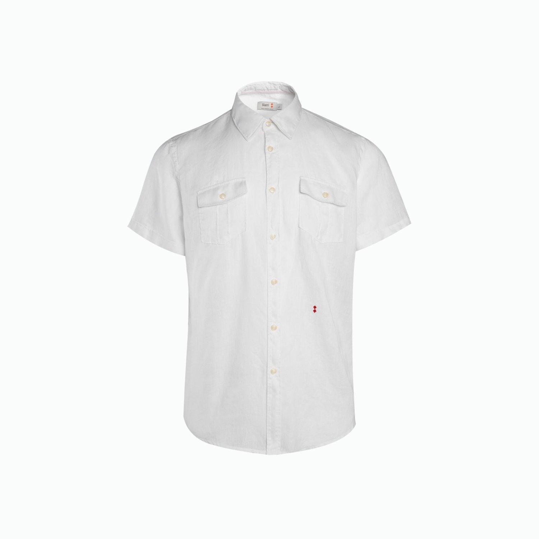 SHIRT A143 - White