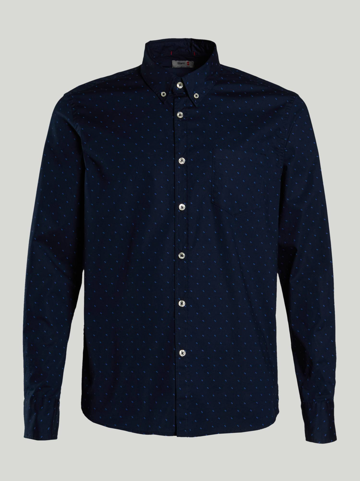 Shirt A148 - Marinenblau