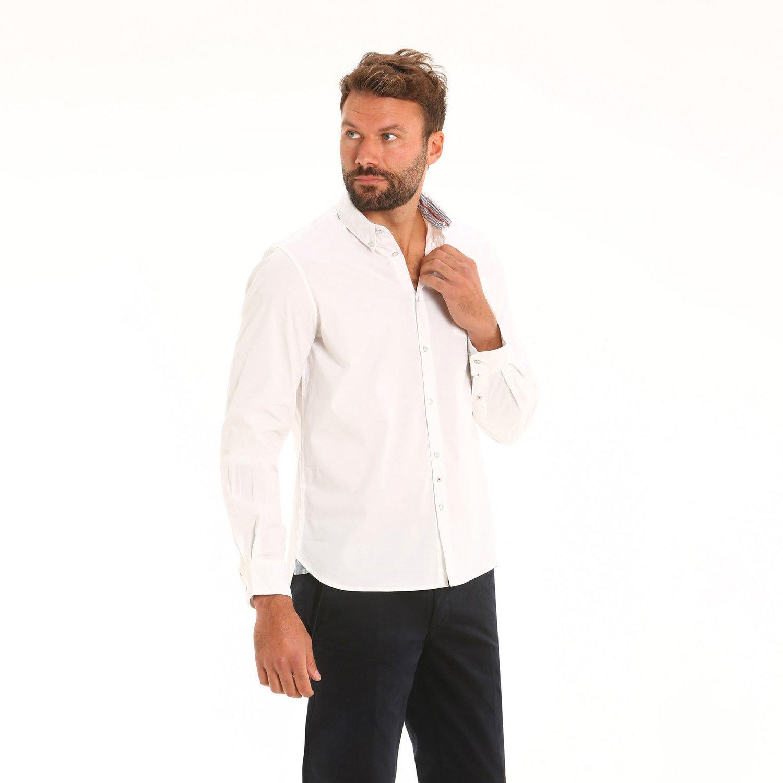 Camisa B12 - Blanco