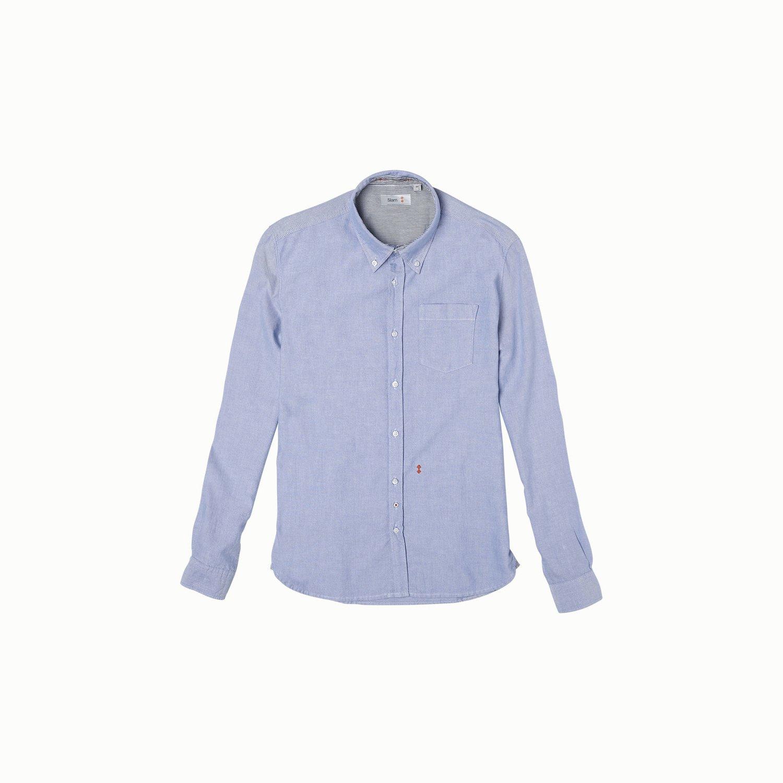 Camicia B75 - Azzurro