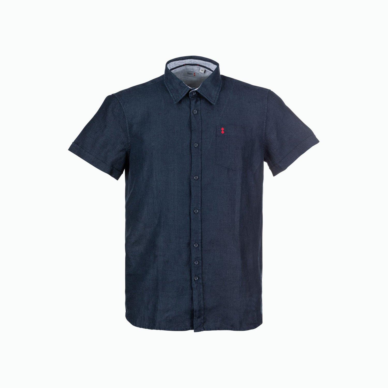 C18 Shirt - Navy Blau