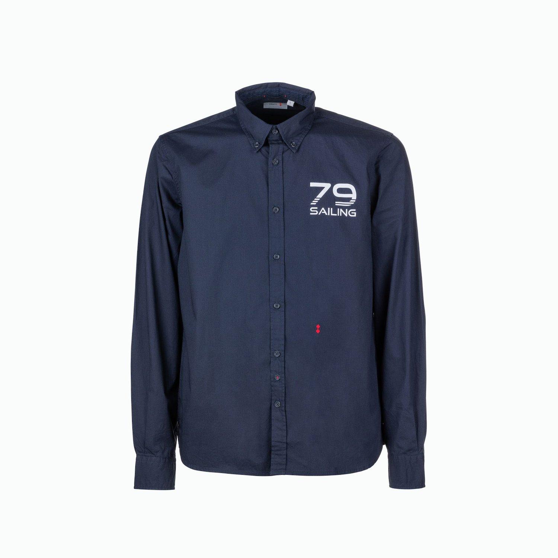 C20 Shirt - Navy Blau