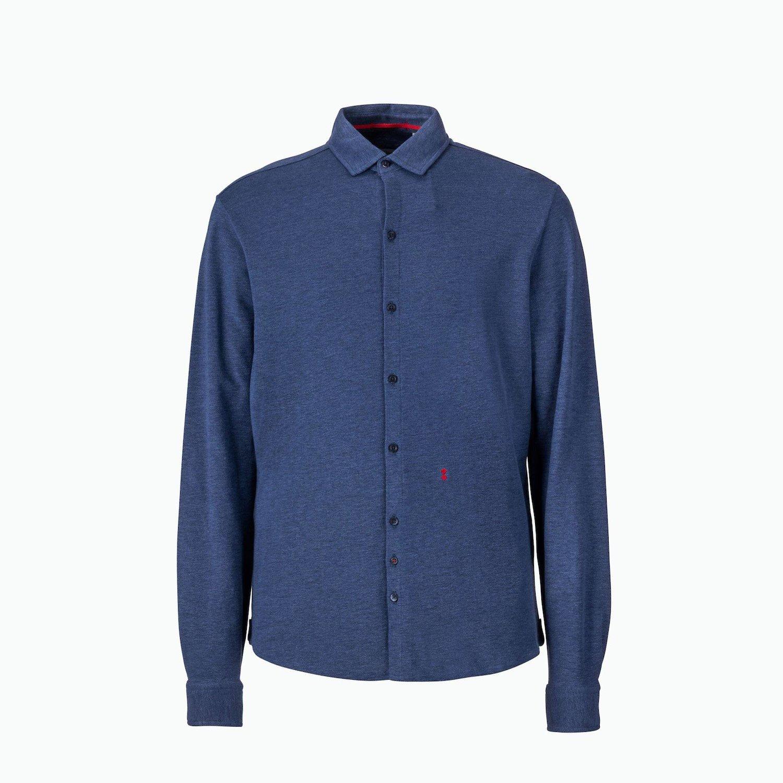 C114 Shirt - Azul Marino