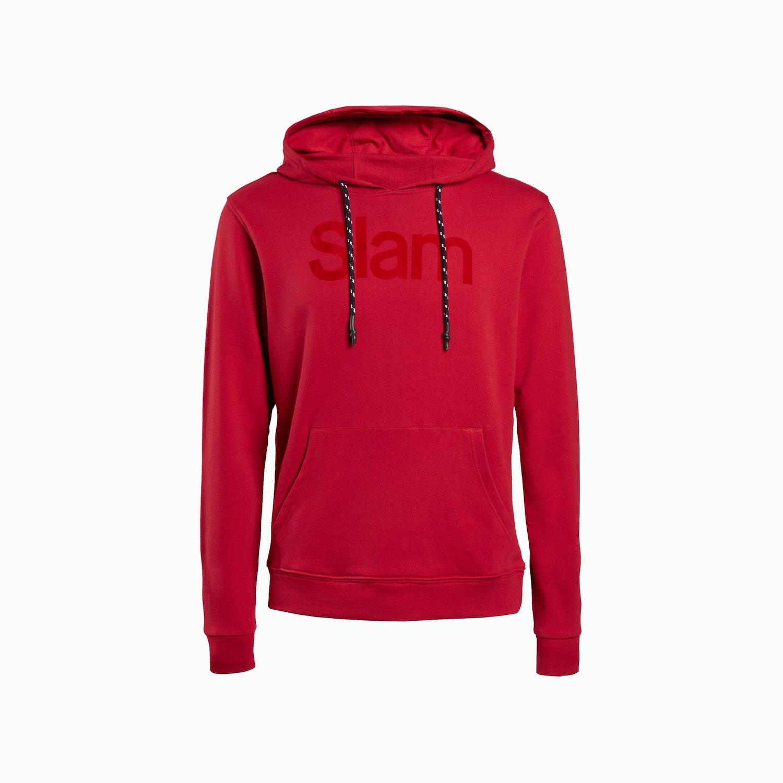 Sweatshirt Comber - Rosso Chili