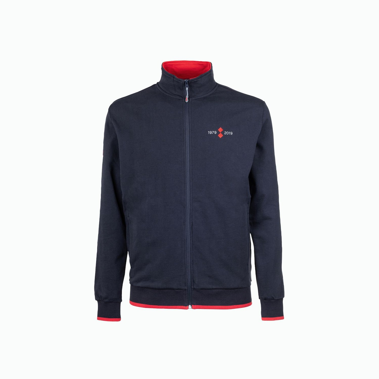 40th Sweatshirt - Navy