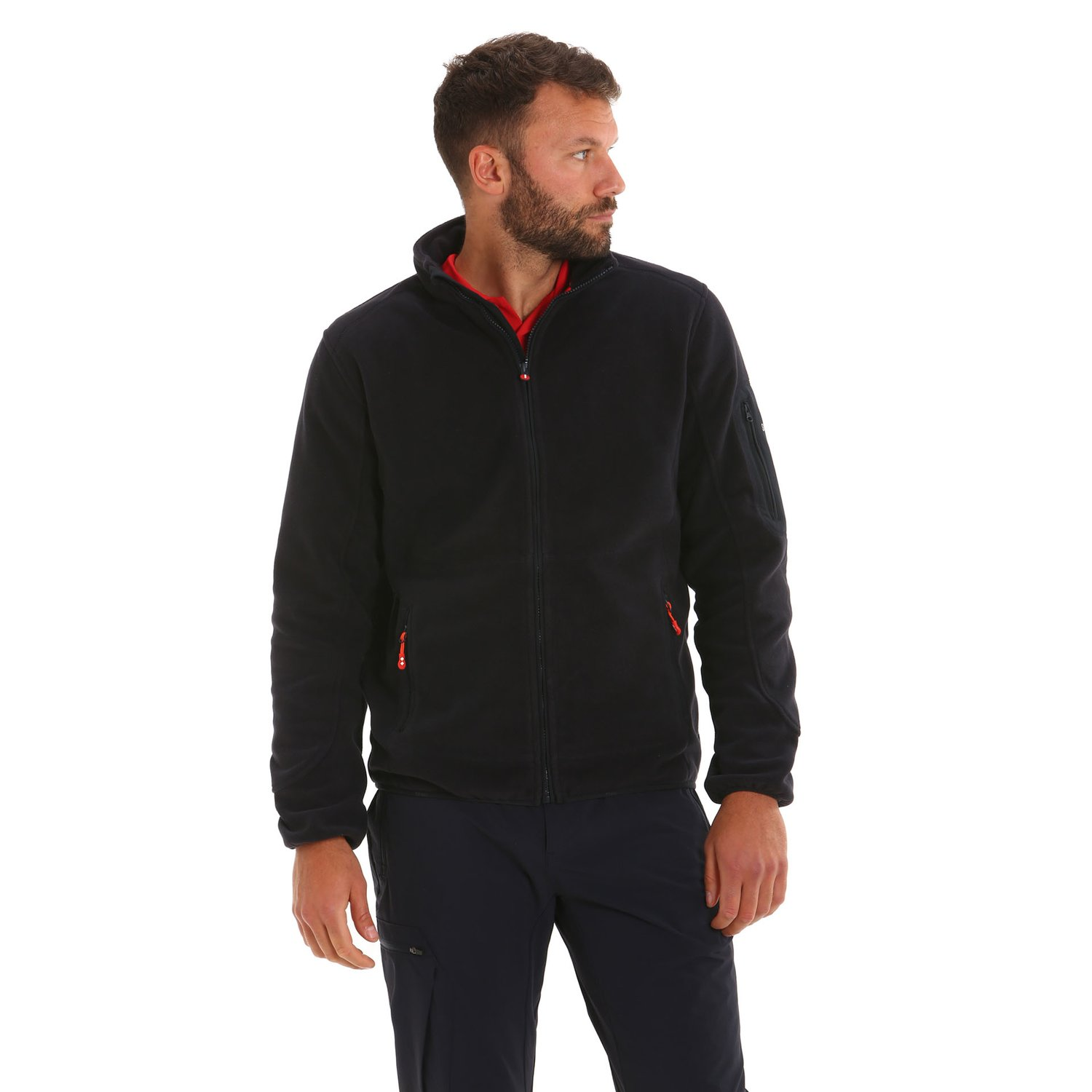 Interlodge Fleece - Navy