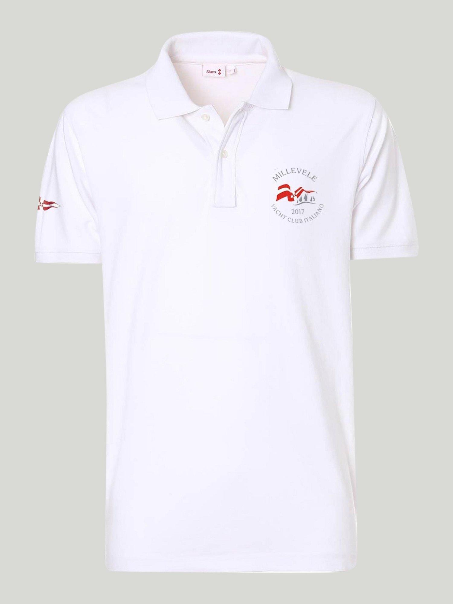Poloshirt Millevele - Weiss