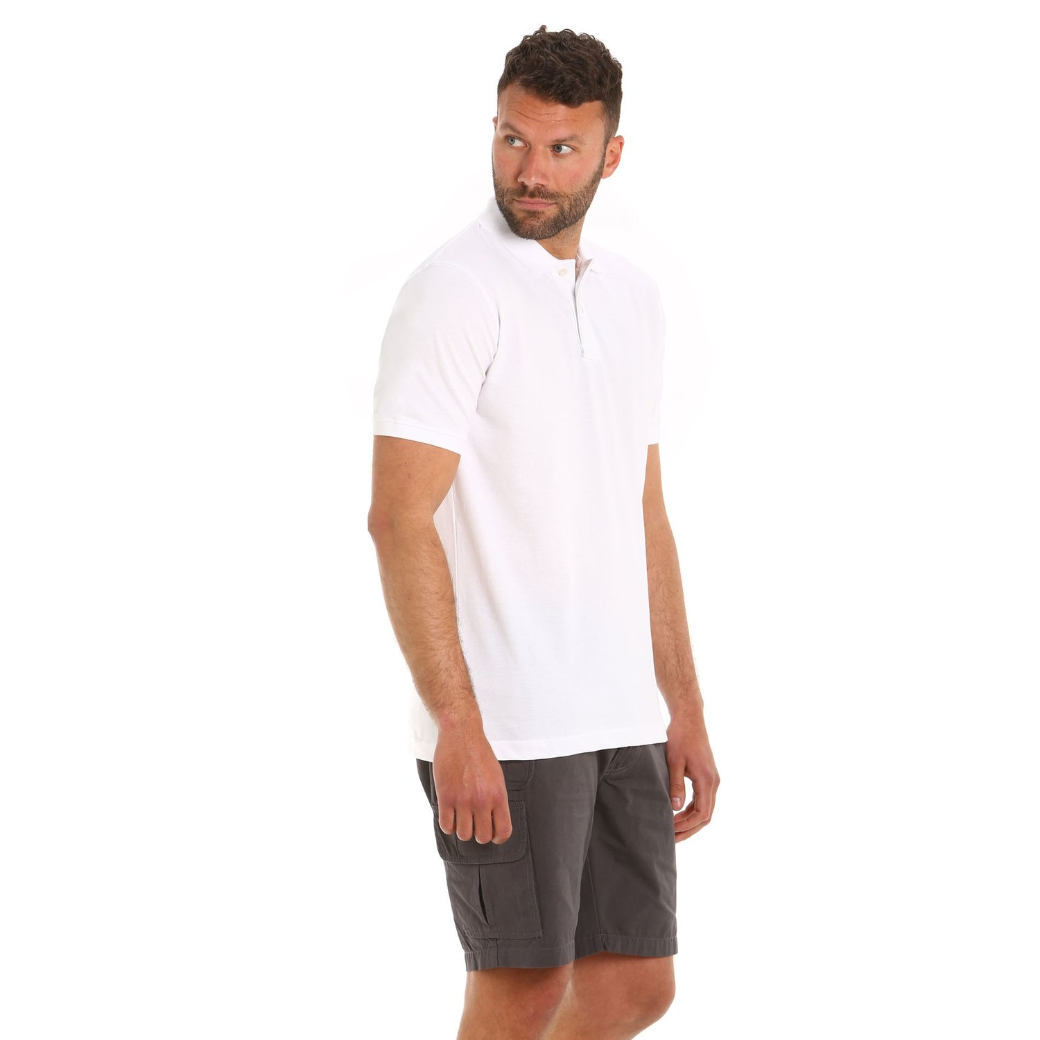Polo Coleman Mc New - White