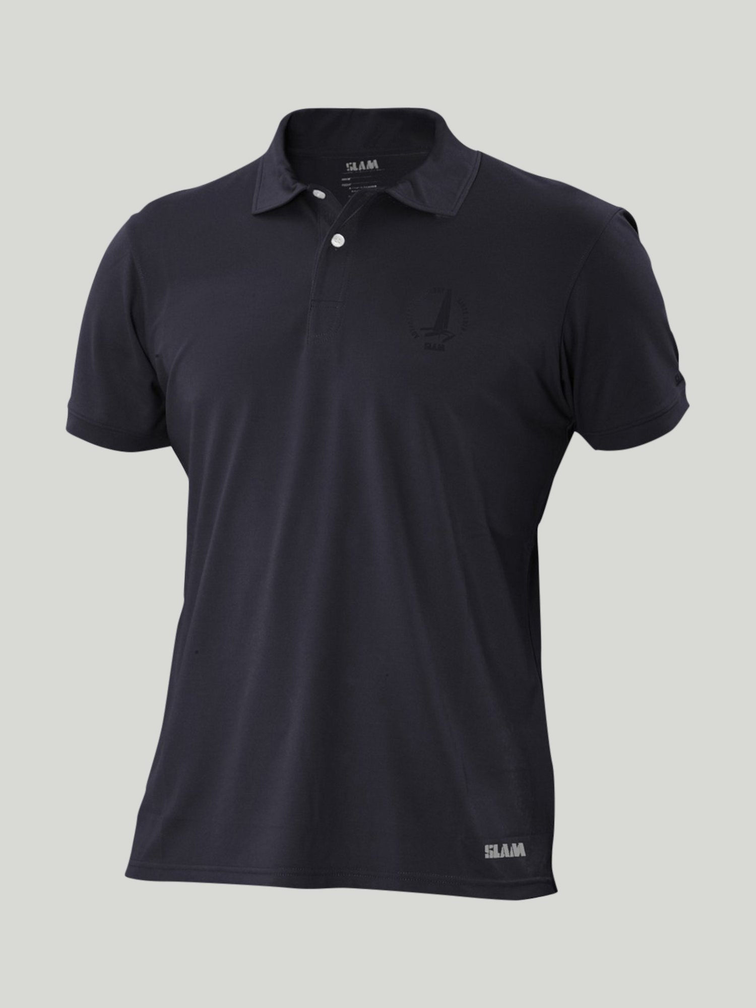 Polo Paterson Ss - Navy