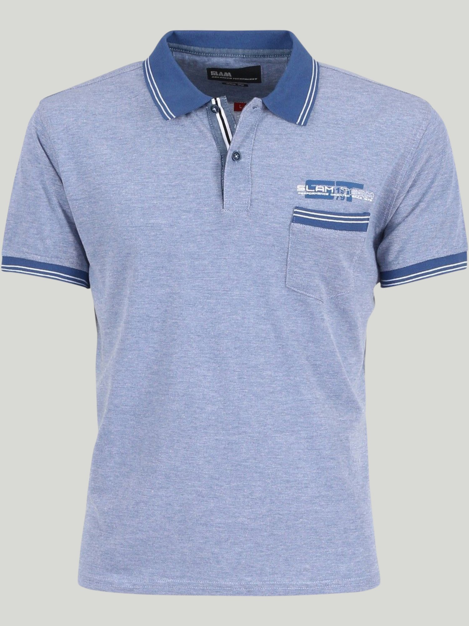 Why Not polo shirt - Delft