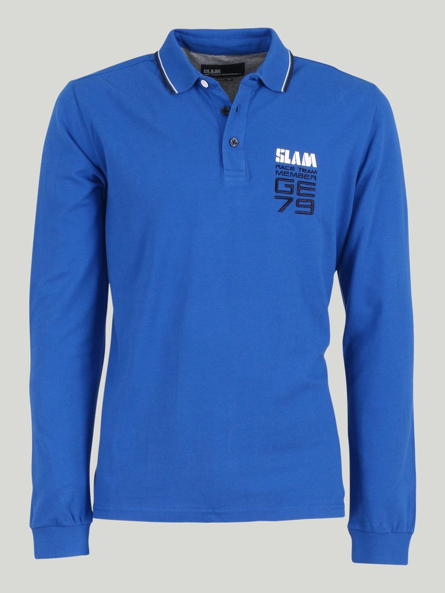 Endevour polo shirt - Nautical Blue
