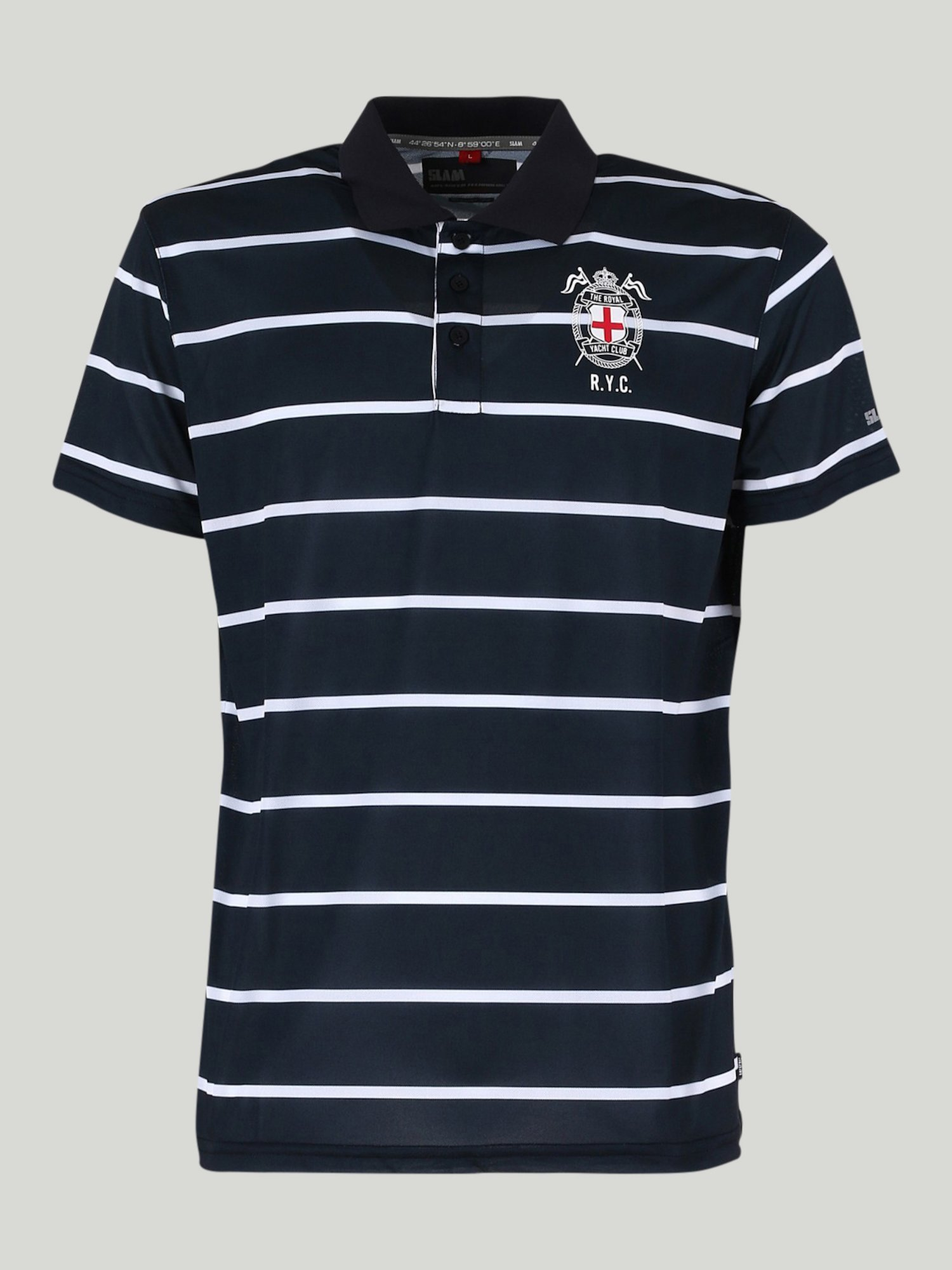 8761fb525f6 Catcher polo shirt - Navy