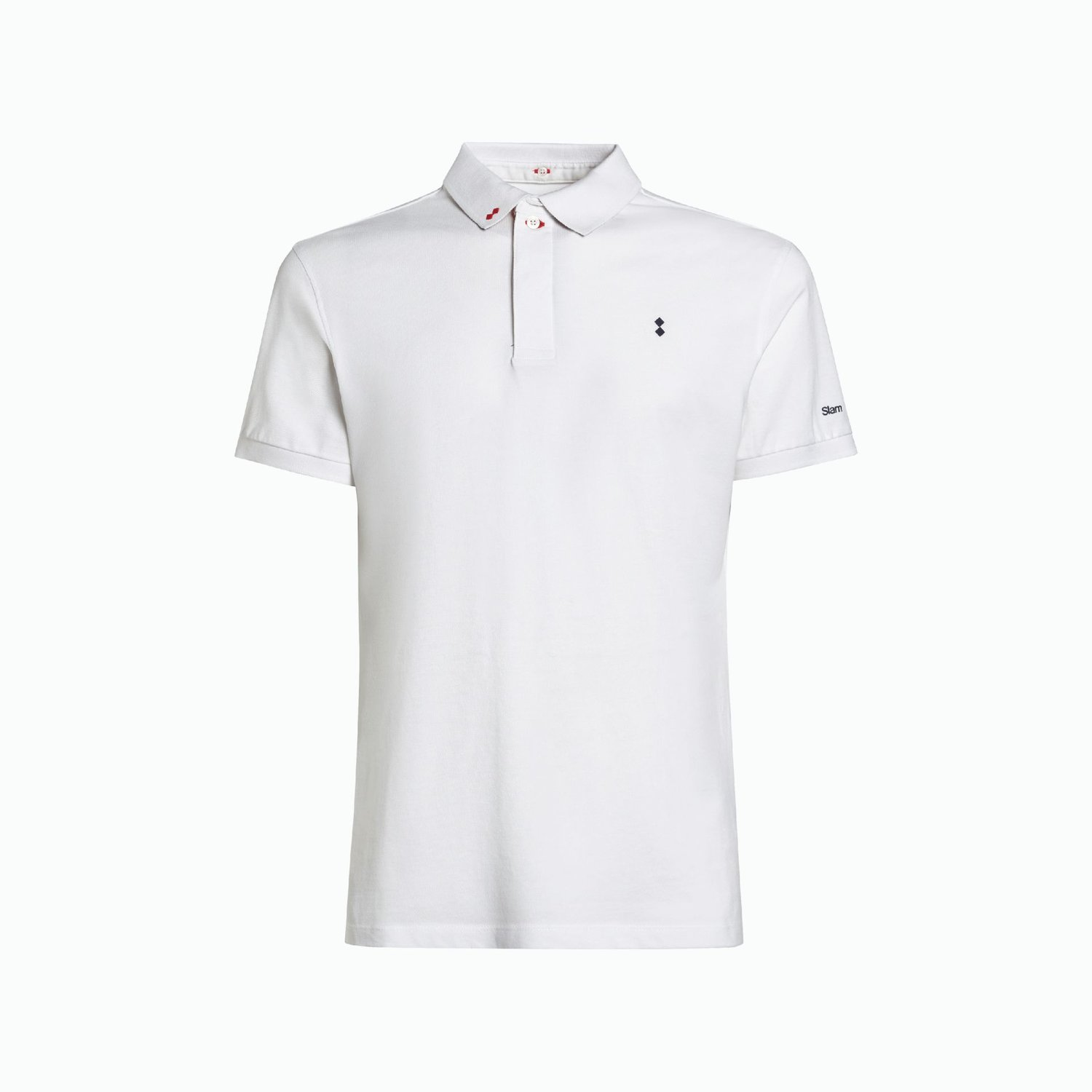 Polo Manny - White