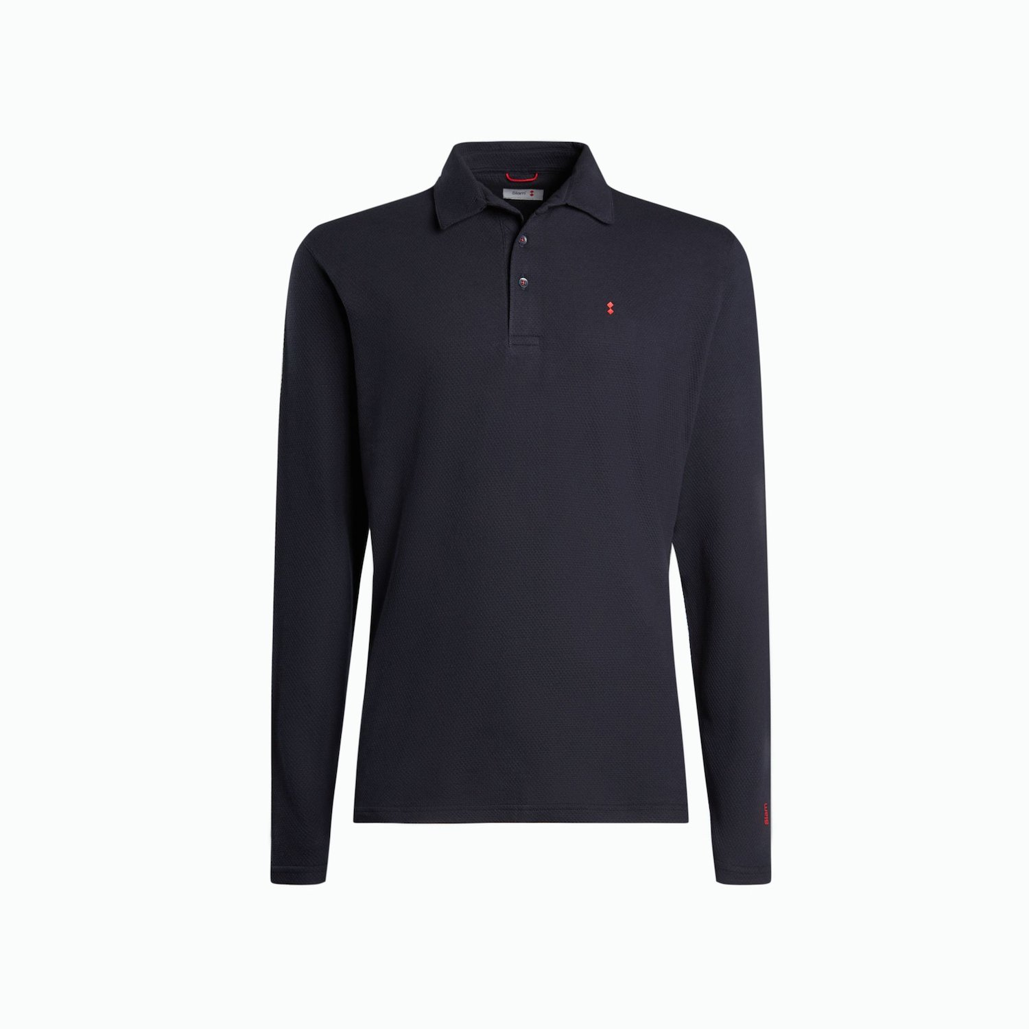 B163 polo shirt - Navy