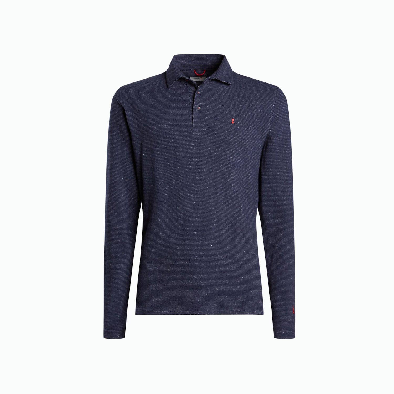 B164 polo shirt - Navy