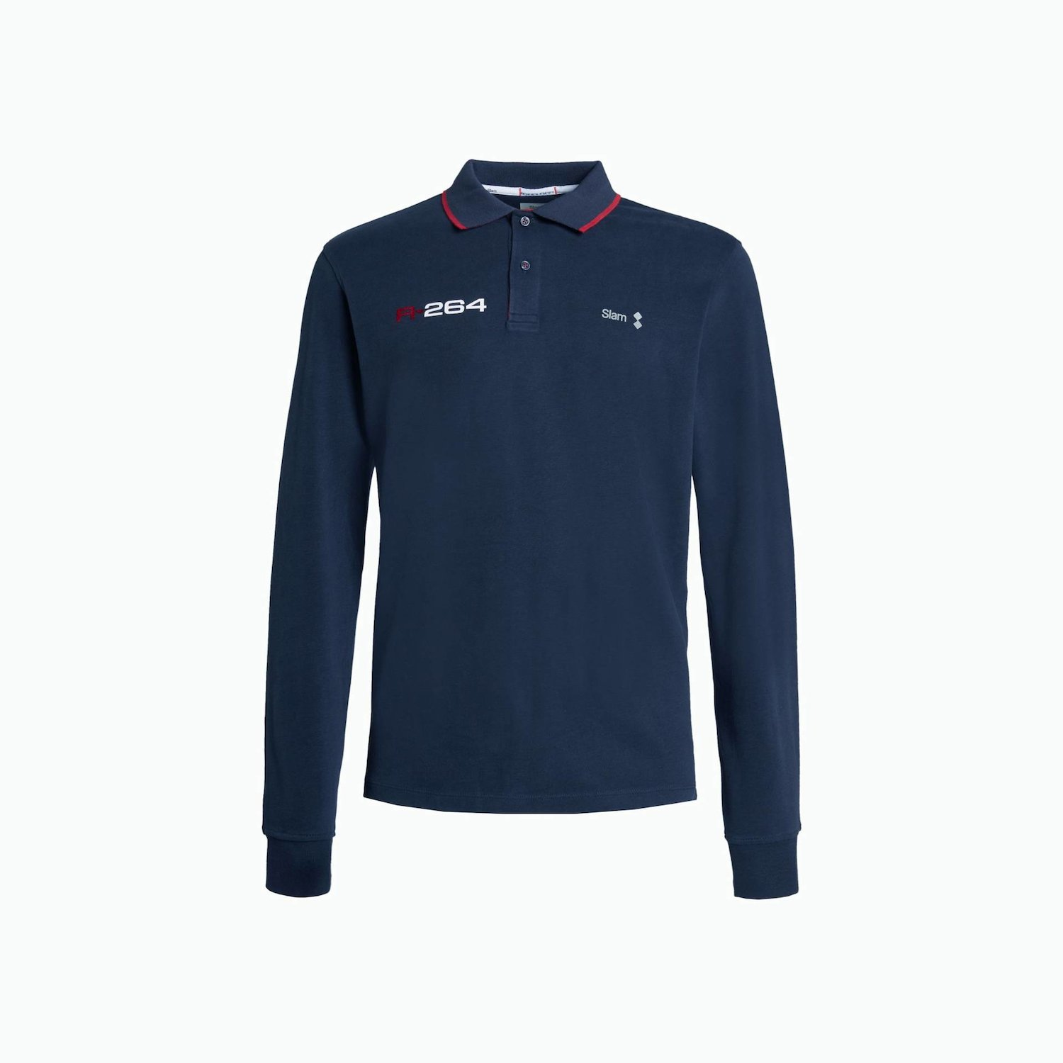 New Wake polo shirt - Navy