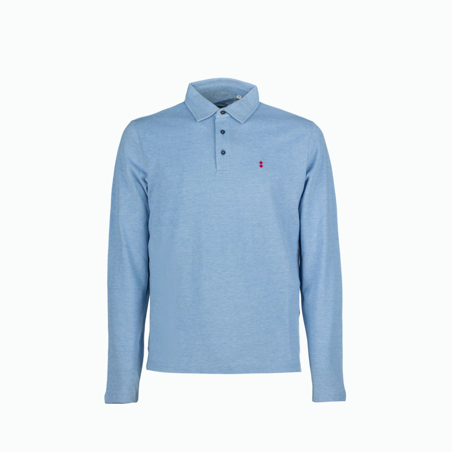 D208 Polo - Light Blue