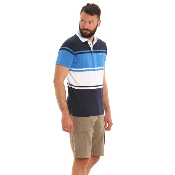 Men's polo shirt E77