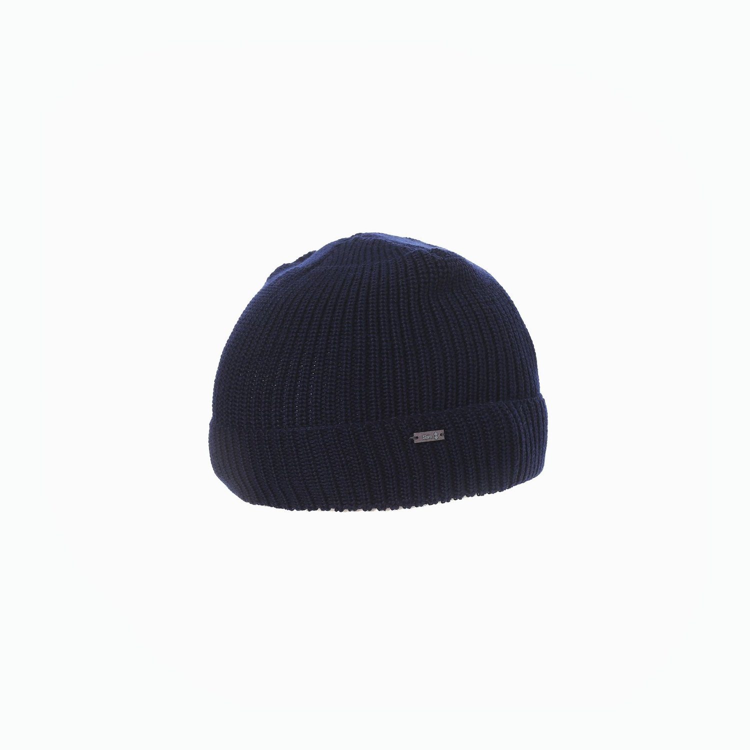 Wool hat - Marinenblau