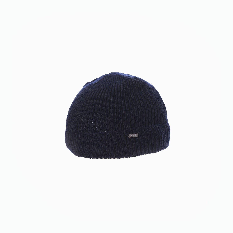 Wool hat - Navy