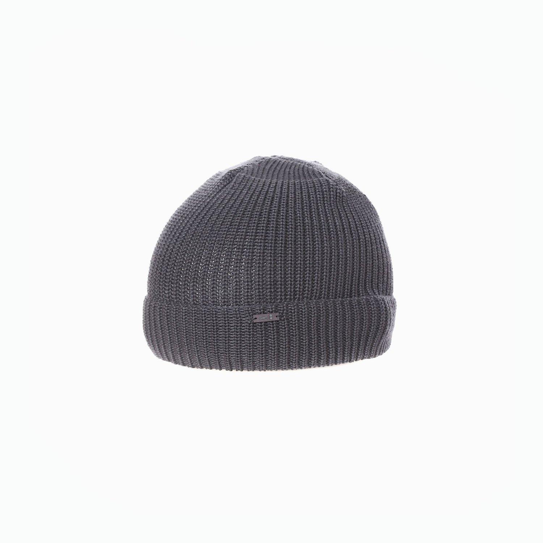 WOOL HAT - Steel