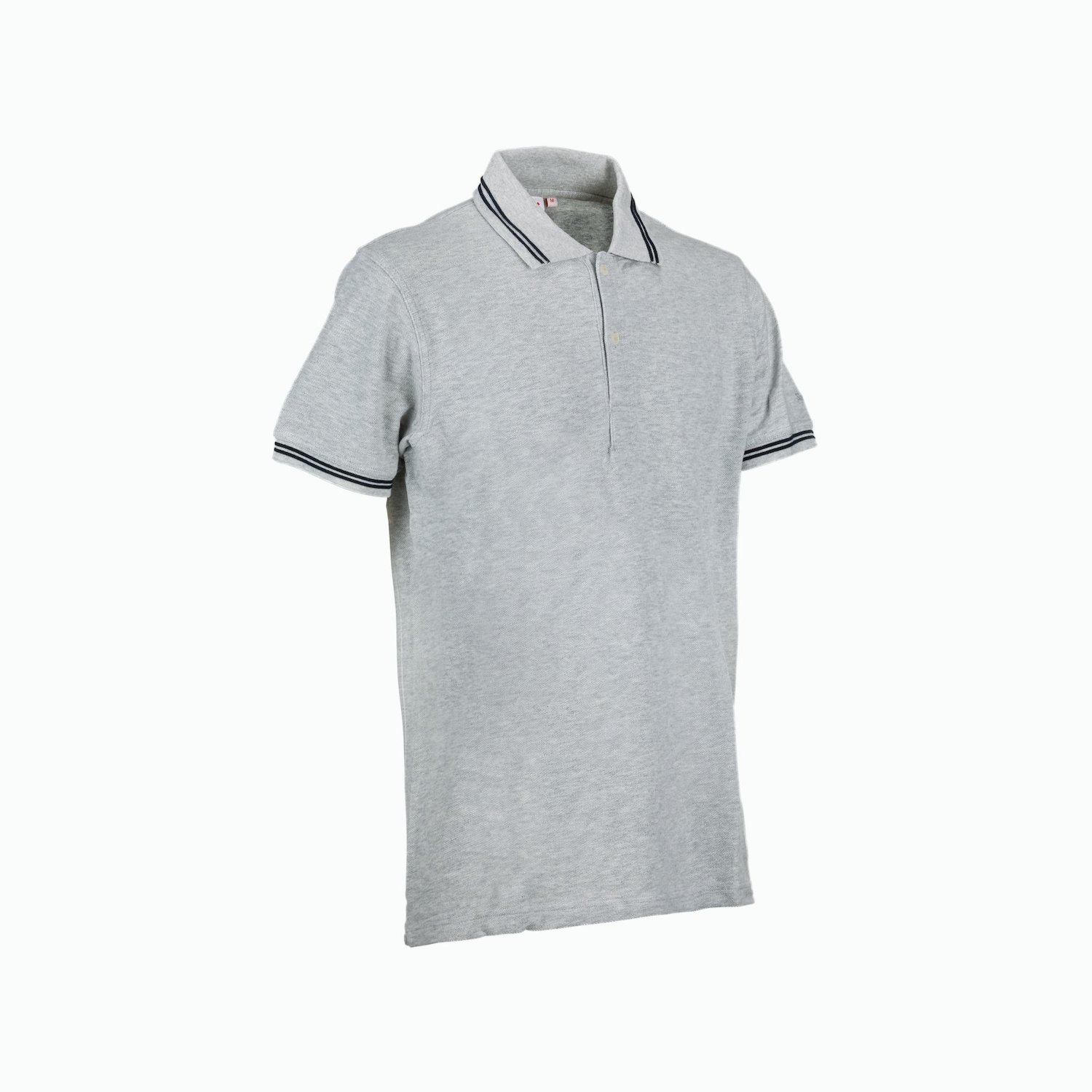 Polo regata new ss - Gris