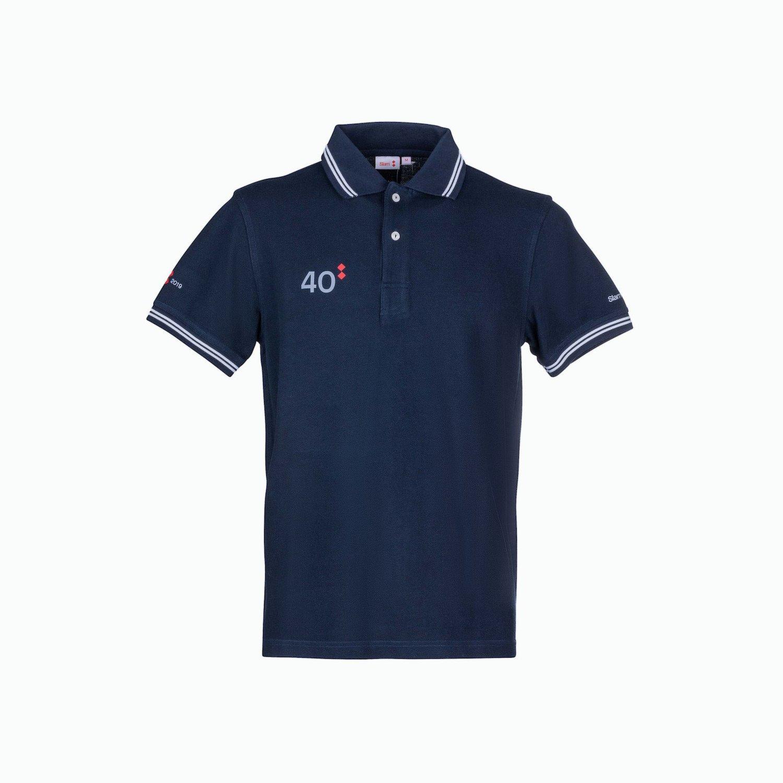 New Regata 40th Polo - Navy