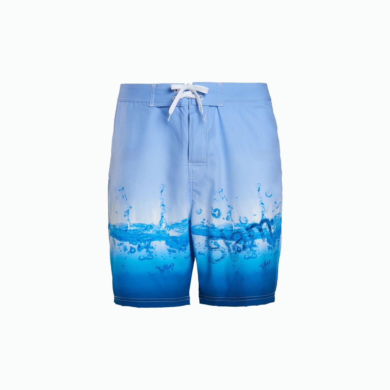 Swimsuit A134 - Hellblau