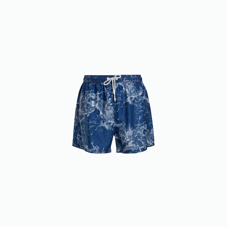 Swimsuit A137 - Marinenblau
