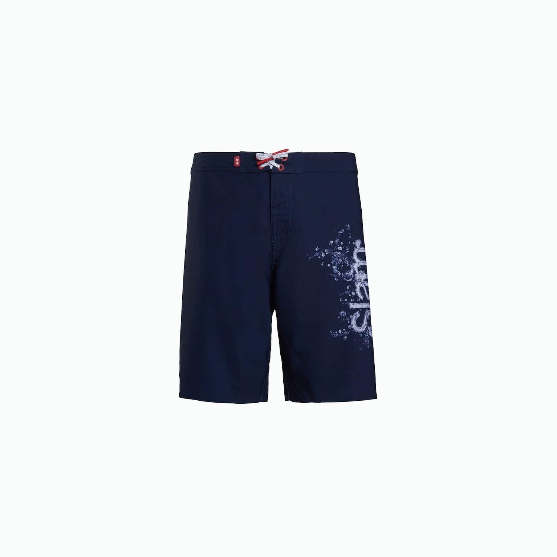 Swimsuit A153 - Marinenblau