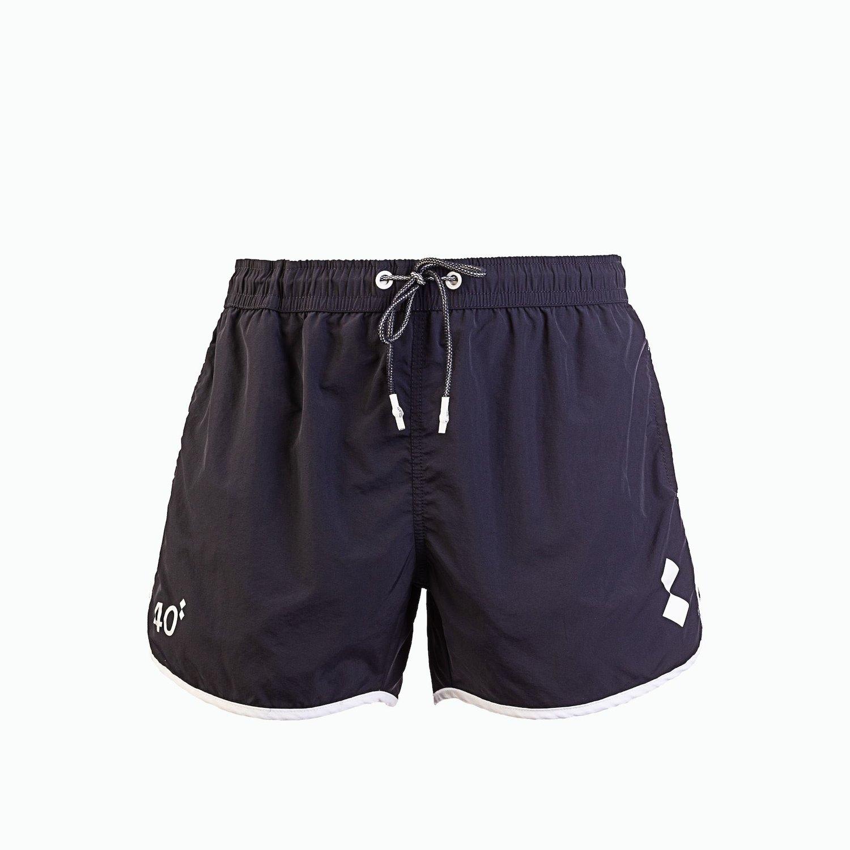 40th Swimsuit - Navy Blau