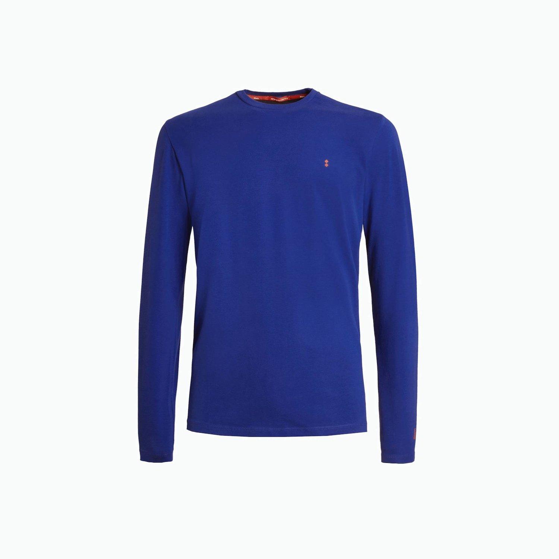 T-shirt B46 - Blu marino